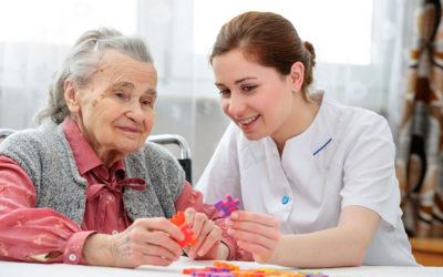 Actividades de ocio en el hogar para personas mayores
