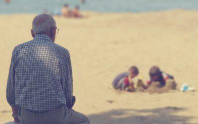 Compañía en verano para personas mayores. Un verano sin soledad